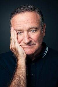 Respectfully taken from Google. Peace to your soul Robin Williams