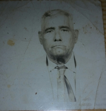 Maternal Great-Grandfather