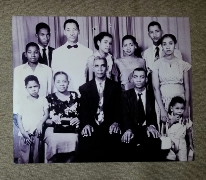 My Father family (Parents and siblings)